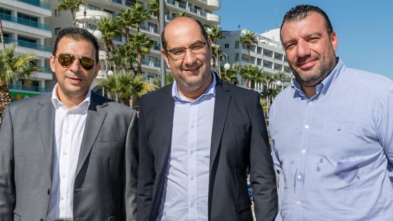 Με απόλυτη επιτυχία στέφθηκε η τελετή έναρξης του  1ου Radisson Blu Διεθνούς Μαραθωνίου Λάρνακας