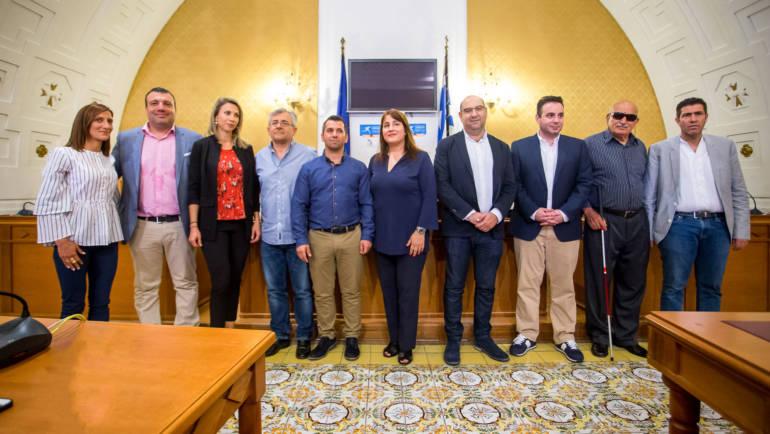 Με κοινά οράματα και αξίες προχωρούν από κοινού ο Radisson Blu Διεθνής Μαραθώνιος Λάρνακας και ο  Διεθνής Μαραθώνιος Ρόδου