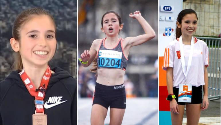 Η 12χρονη δρομέας-έκπληξη έρχεται στον Radisson Blu Διεθνή Μαραθώνιο Λάρνακας