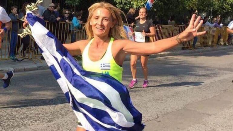 Δυο μαραθώνιους μέσα σε μια εβδομάδα θα τρέξει η Μαρία Πολύζου!