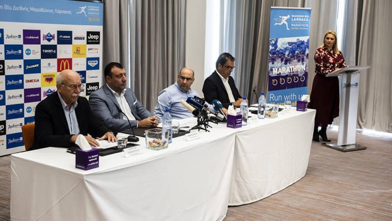 Όλα έτοιμα για τον 2ο Radisson Blu Διεθνή Μαραθώνιο -Όλες οι λεπτομέρειες για τη διοργάνωση