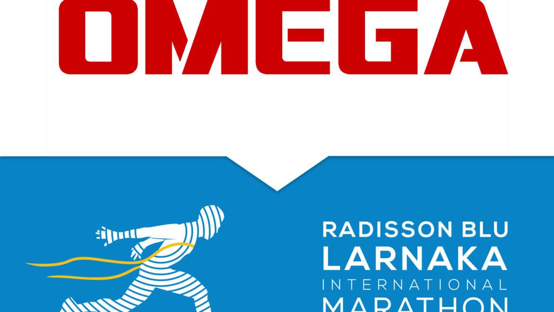 Τηλεοπτική κάλυψη του Radisson Blu Διεθνή Μαραθωνίου Λάρνακας από το OMEGA